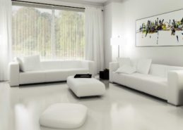 Living-Room-White-Curtains-Ideas